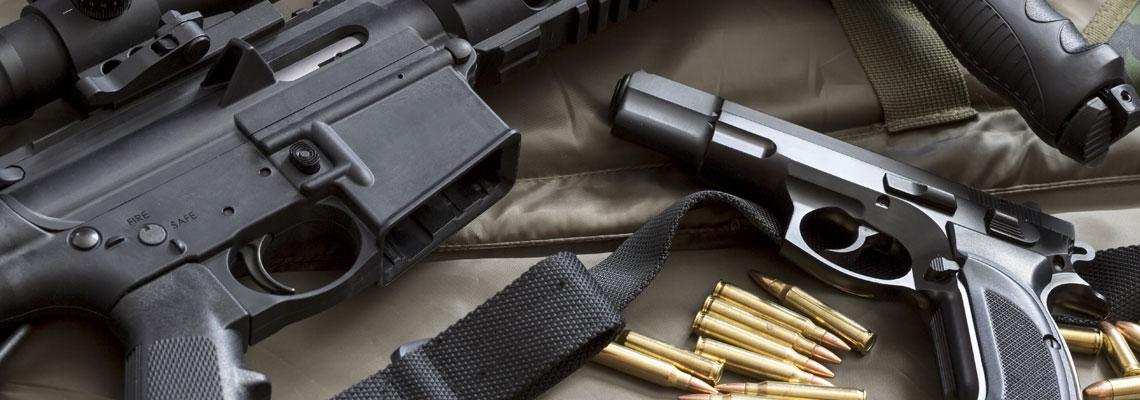 Pistolets à ressorts