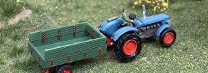 Remorquage agricole