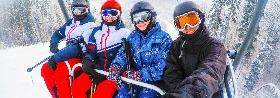 Ski en Haute-Savoie